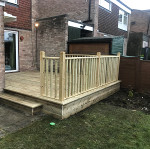 Bespoke Decking Harrogate