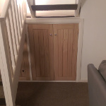 Bespoke Under Stairs Cupboard Harrogate